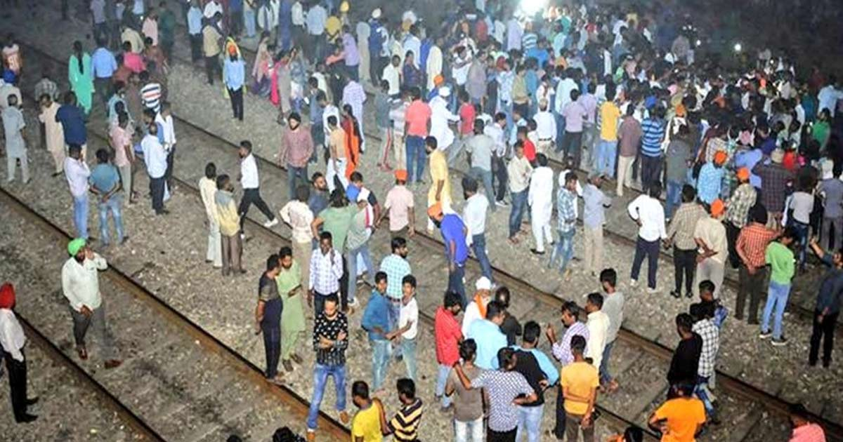 Amritsar-Train-Accident