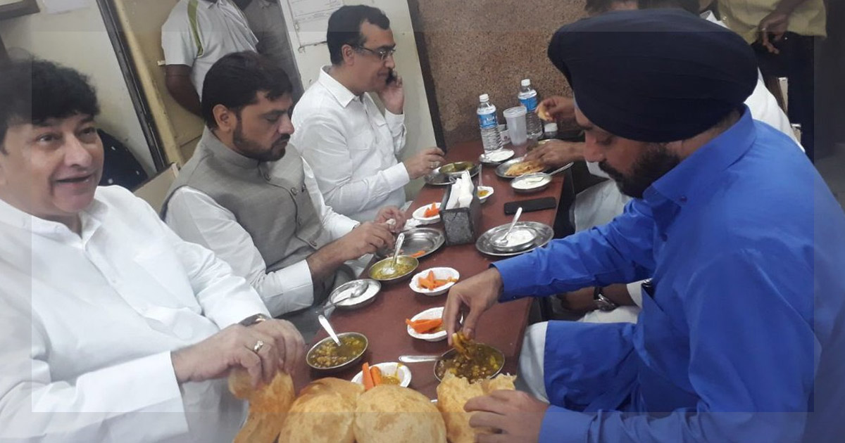 Congress Feast