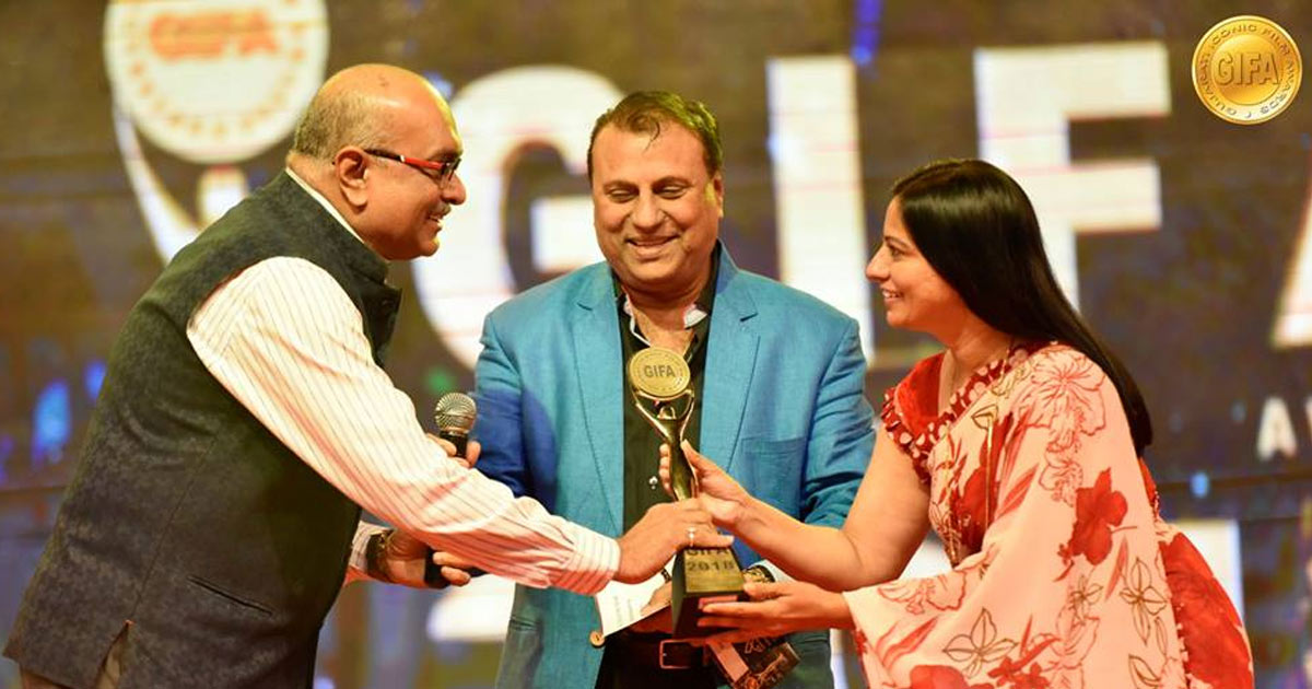 Gujarati film fraternity come together to celebrate the best