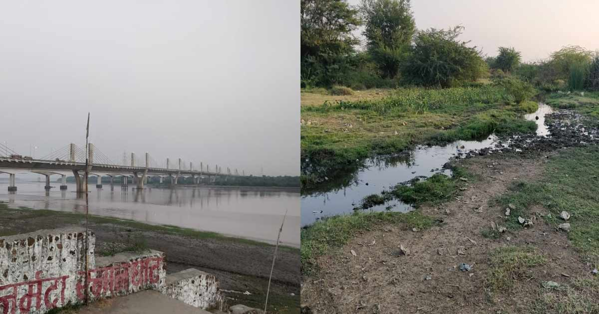 http://meranews.in/backend/main_imgs/Narmada-polluted_narmadas-flow-in-bharuch-shrinks-to-200-mt-due-to-pollution-and-wild-vegetation-growth_0.jpg