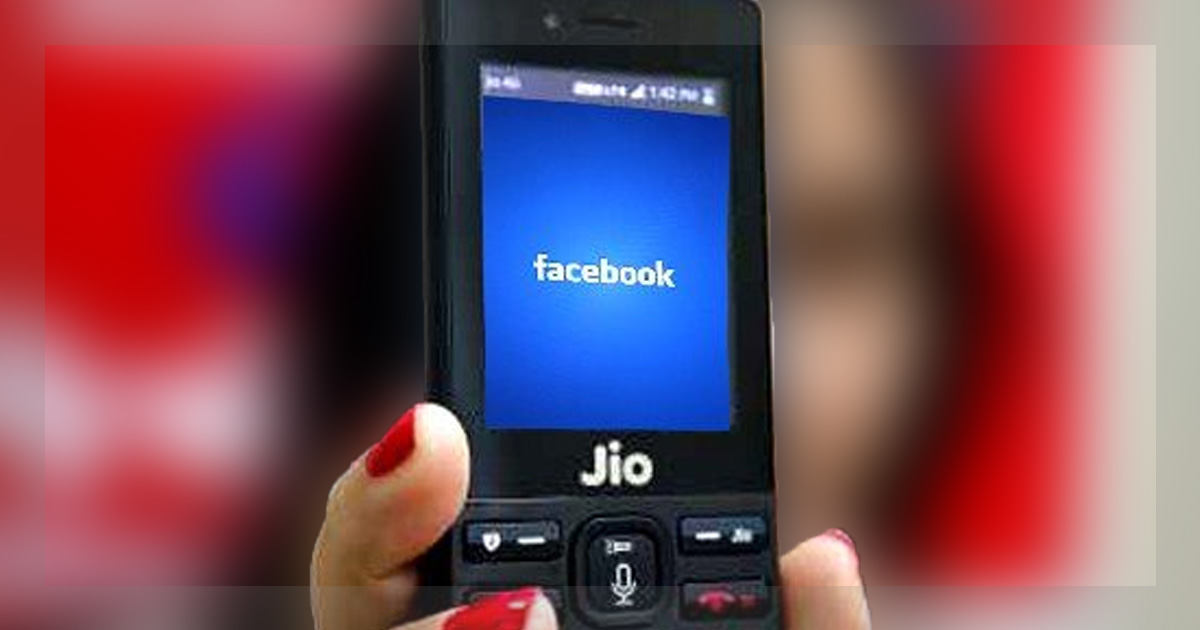 FB on Jio