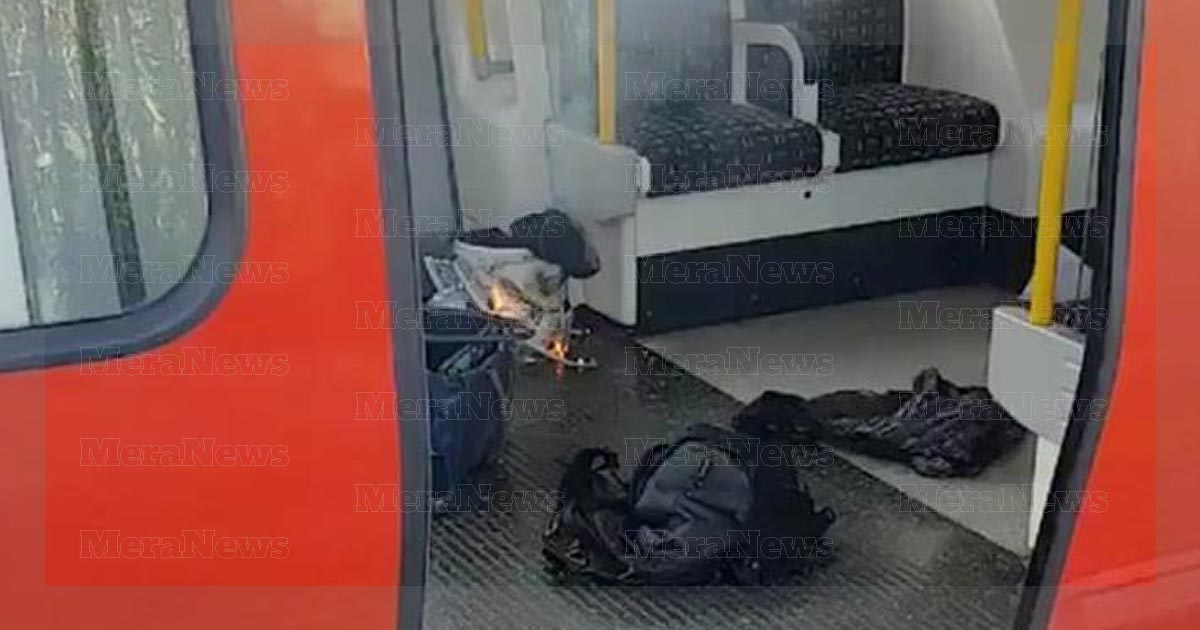 Parsons Green Station explosion